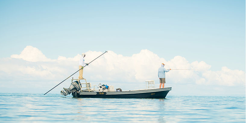 Skiff Fly Fishing Etiquette 101