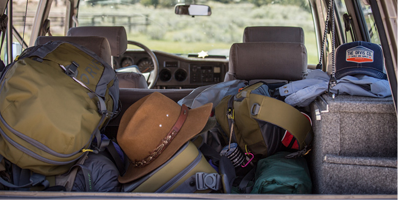 What to Pack to a Montana Fly-Fishing Trip