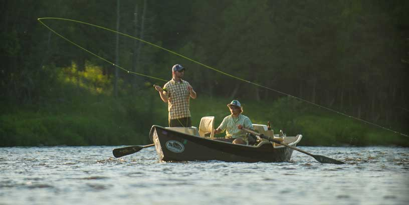 How to Fly Fish from a Drift Boat