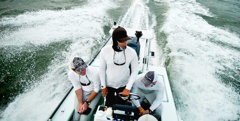Gratuity Guidelines for Fishing Guides and Staff