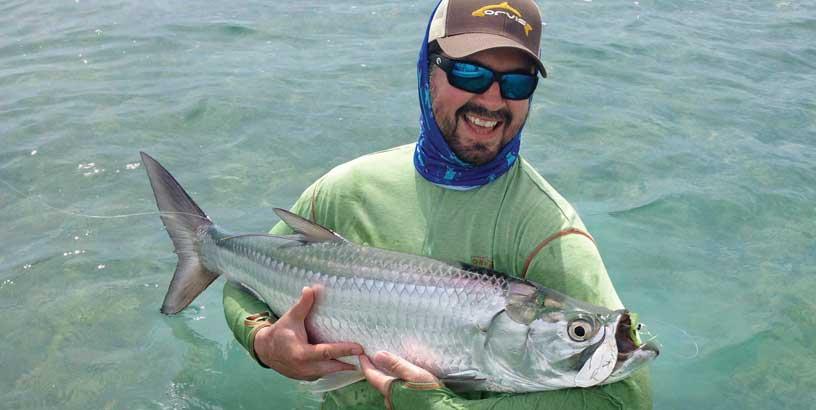 Tarpon and Permit Fishing in the Bahamas