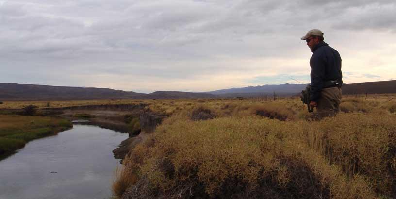 Float vs. Wade Fishing in Patagonia