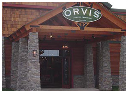 Orvis Retail Store - Williamsville (Buffalo), New York