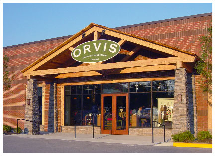 Orvis Retail Store - Carmel, Indiana