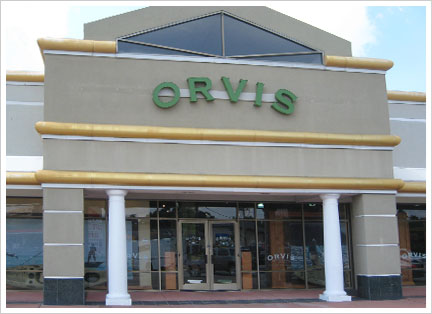 Orvis Retail Store - Houston, Texas