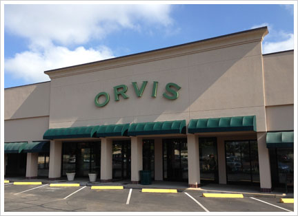 Orvis Retail Store - Memphis, Tennessee