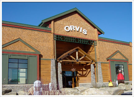 Orvis Retail Store - Raleigh, North Carolina