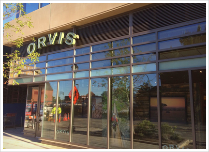 Orvis Retail Store - Greenville, SC