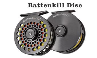 Battenkill Disc Reels