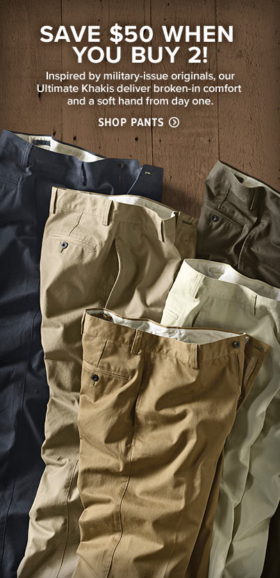 Shop Men's Pants