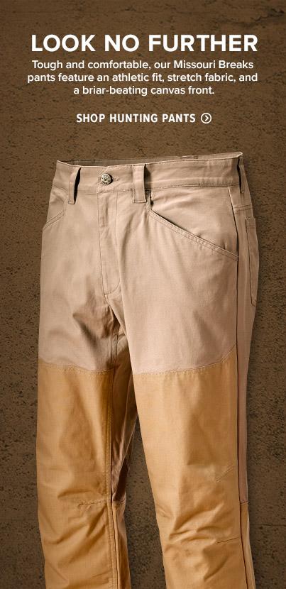 Shop Hunting Pants