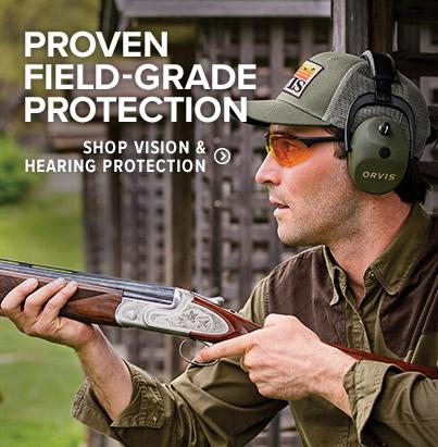 Shop Vision & Hearing Protection