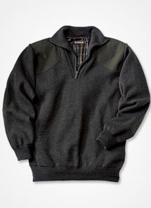 Our merino wool sweater for men is the definition of comfort and style.