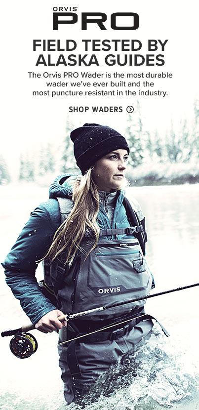 PRO WADERS Shop Waders