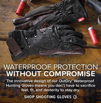 Shop Shooting Gloves