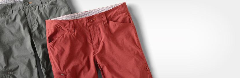 Women's Active Pants & Shorts