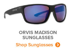 Orvis Madison Sunglasses | Shop Sun Glasses
