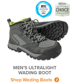 MEN'S ULTRALIGHT WADING BOOT | Shop Wading Boots