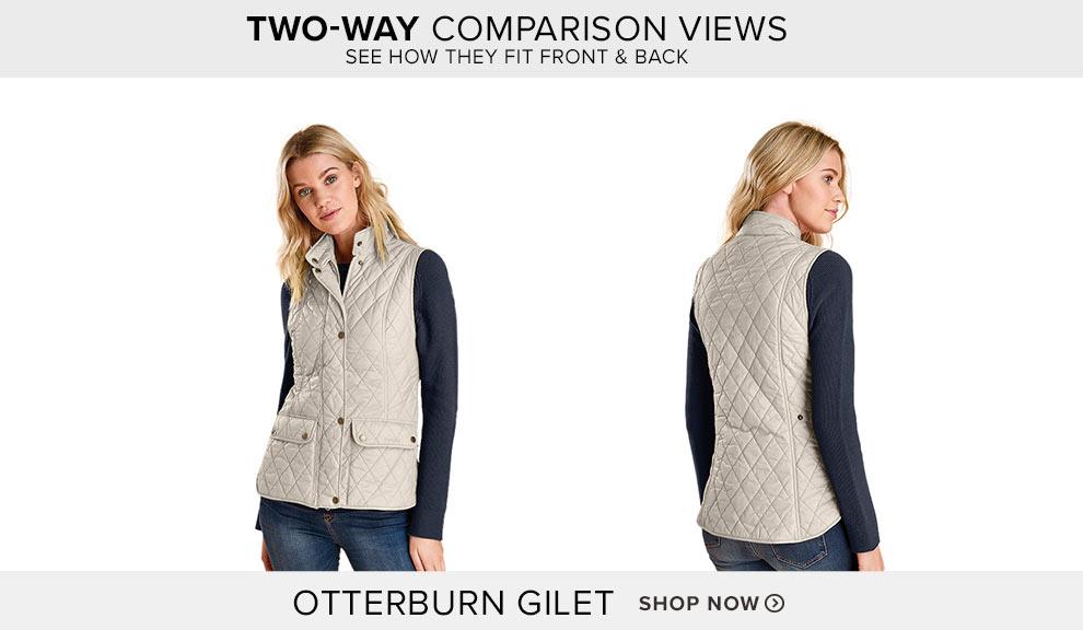 Otterburn Gilet - Shop Now