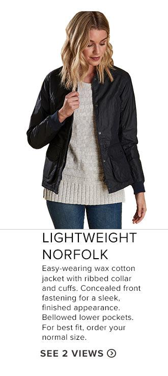 Lightweight Norfolk- See 2 Views