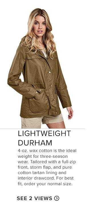 Lightweight Durham- See 2 Views