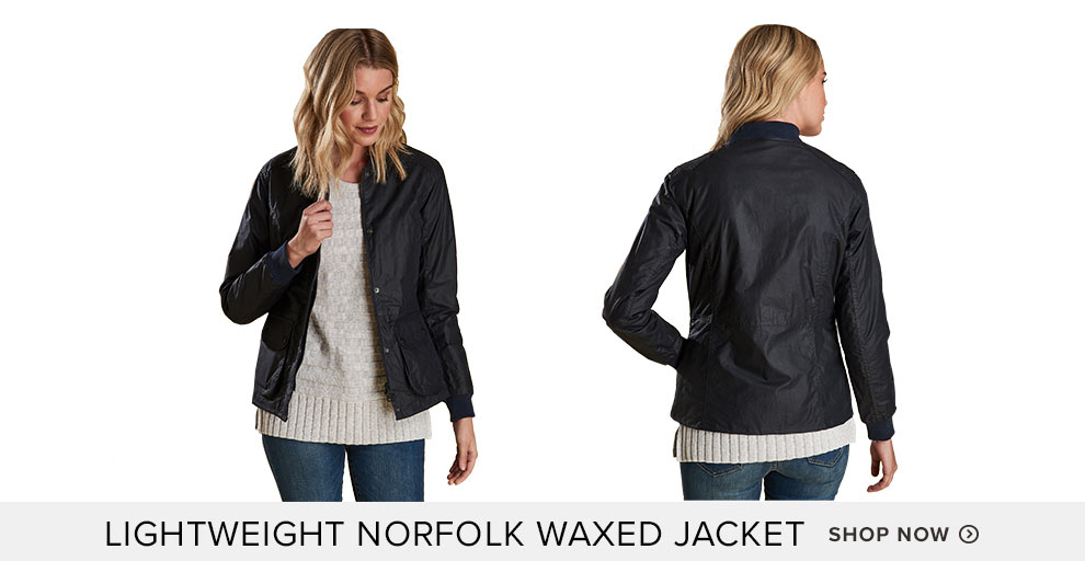 Lightweight Norfolk Jacket - Shop Now