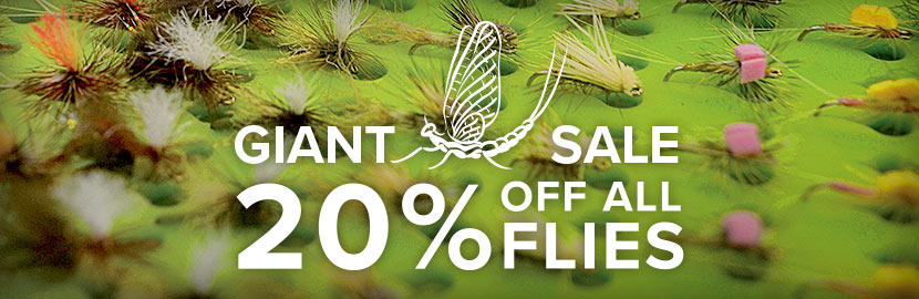 Giant Fly Sale