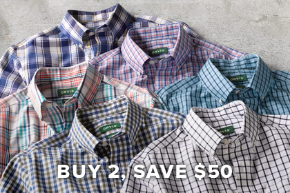 EMBRACE COMFORT, FEND OFF WRINKLES & STAINS Our wrinkle-free shirts look sharp, resist stains, and feel great, thanks to a touch of stretch. BUY 2, SAVE $50 SHOP MEN'S SHIRTS