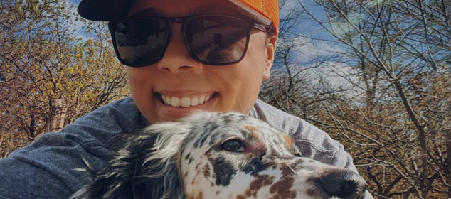BUILDING A LIFE AROUND DOGS IN THE FIELD Melinda Benbow's love of dogs and discovery of upland hunting have become her business and her passion. READ HER STORY