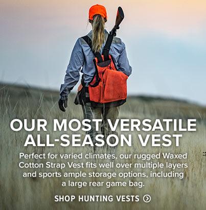 Shop Hunting Vests