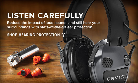 Shop Hearing & Eye Protection