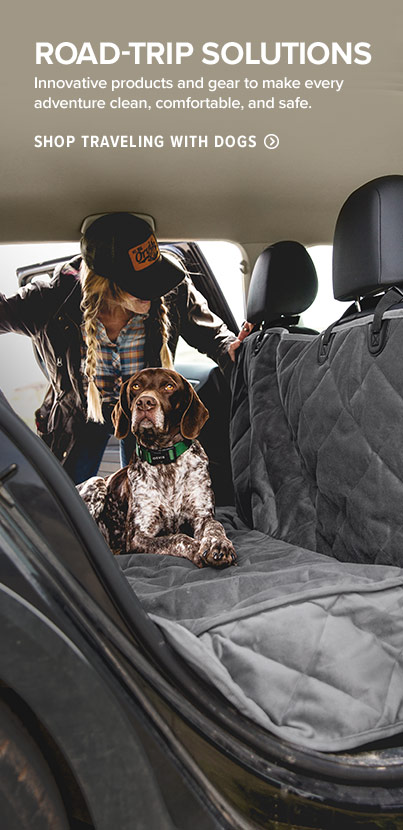 ROAD-TRIP SOLUTIONS Innovative products and gear to make every adventure clean, comfortable, and safe.