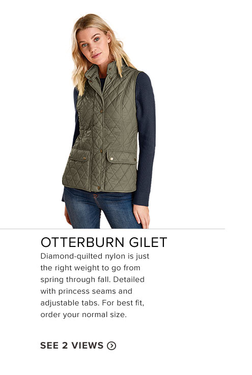 Otterburn Gilet - See 2 Views
