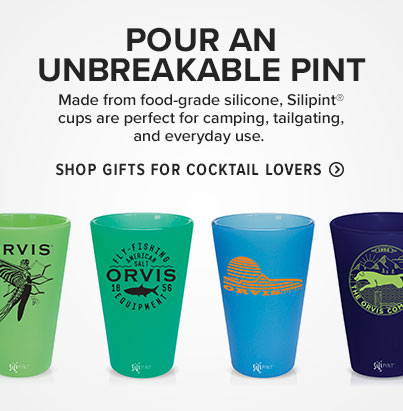 Made from food-grade silicone, Silipint® cups are perfect for camping, tailgating, and everyday use.  Shop Gifts for Cocktail Lovers