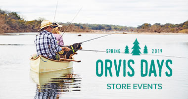 SPRING ORVIS DAYS | STORE EVENTS