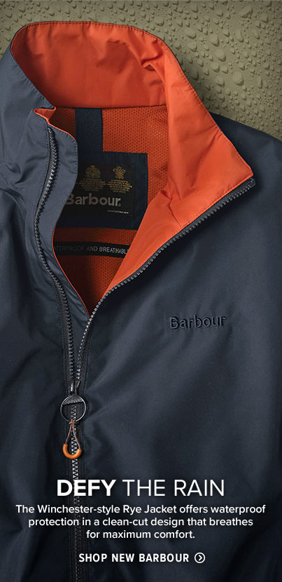 Shop New Barbour