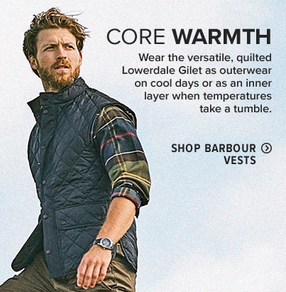 Shop Barbour Vests