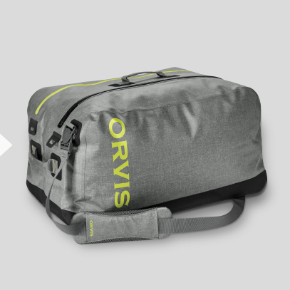 Orvis duffel bag