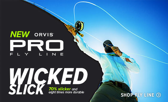 New Pro Fly Line | Shop Fly Lines