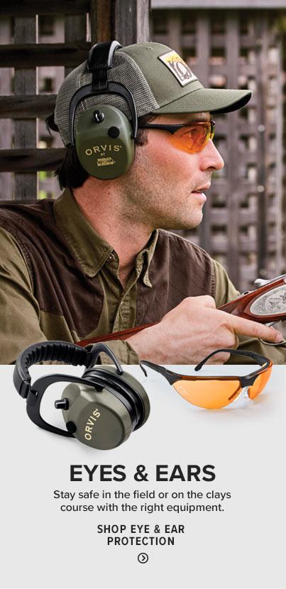 Shop Eye & Ear Protection