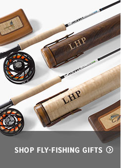 AMAZE YOUR FAVORITE ANGLER Surprise them with a fine fly-fishing find like an exquisite, handcrafted wooden fly box or rod tube by master craftsman A.L. Swanson. Shop Fly-Fishing Gifts