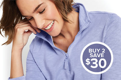 A special wash gives our Sunwashed Sweatshirt a well-loved, left-in-the-sun