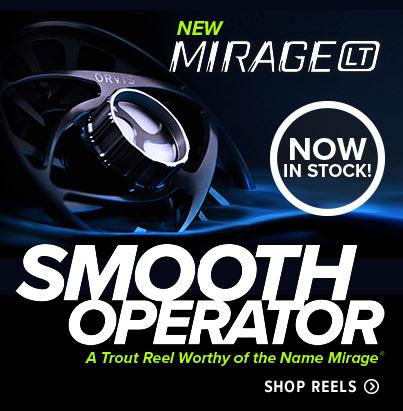 New Mirage LT | Shop Reels