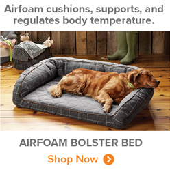 Airfoam cushions, supports, and regulates body temperature. | airfoam bolster bed® DIAMOND STAIR TREADS Shop Now