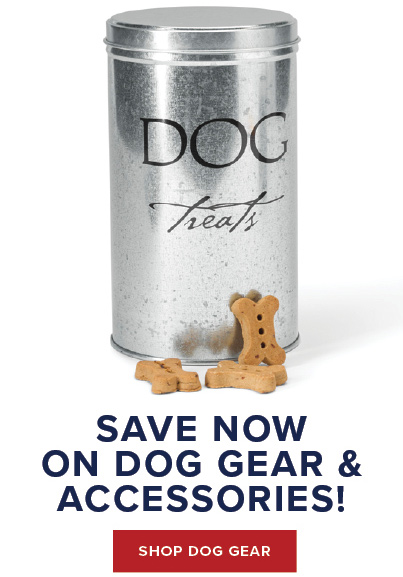 Save on Select Dog Gear!