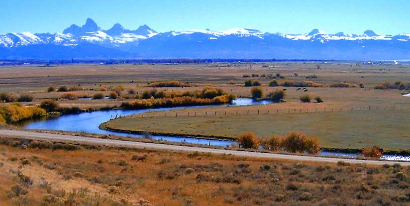 Top 10 Fly-Fishing Rivers in Wyoming