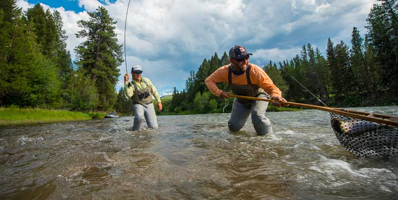 Fresh Water Wading Tips for Moving Water