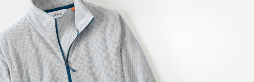 Quarter-Zip Sweatshirts