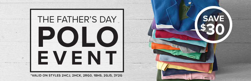 Save $30 | Father's Day Polo Event