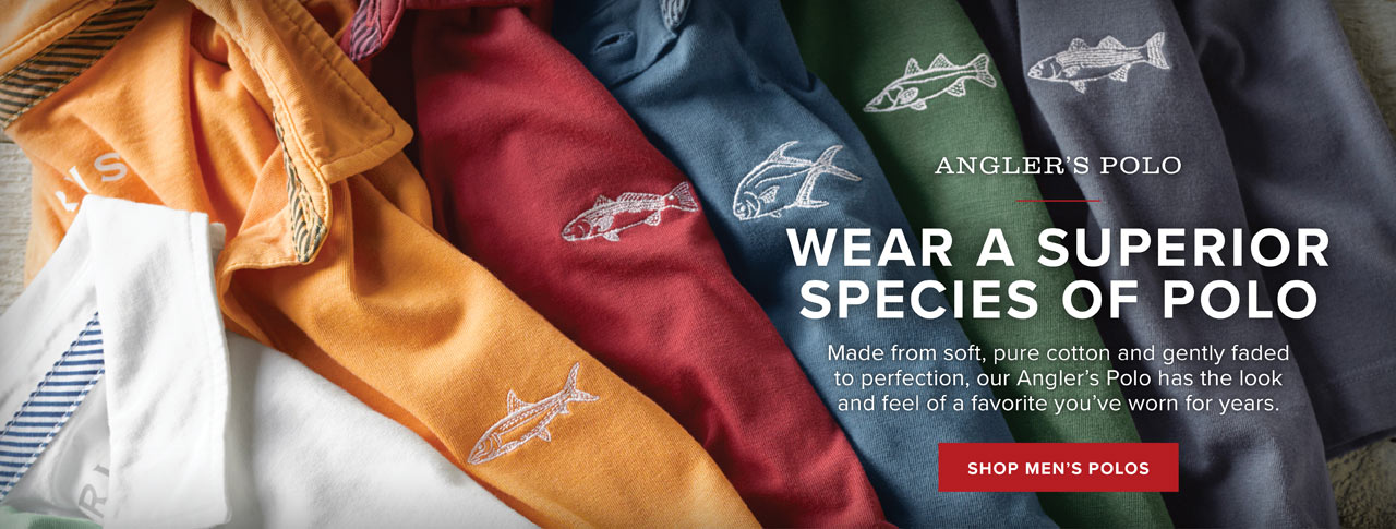 WEAR A SUPERIOR SPECIES OF POLO | SHOP POLOS